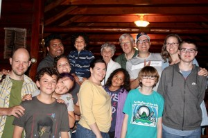 Pastoor clan at Outpost Lodge